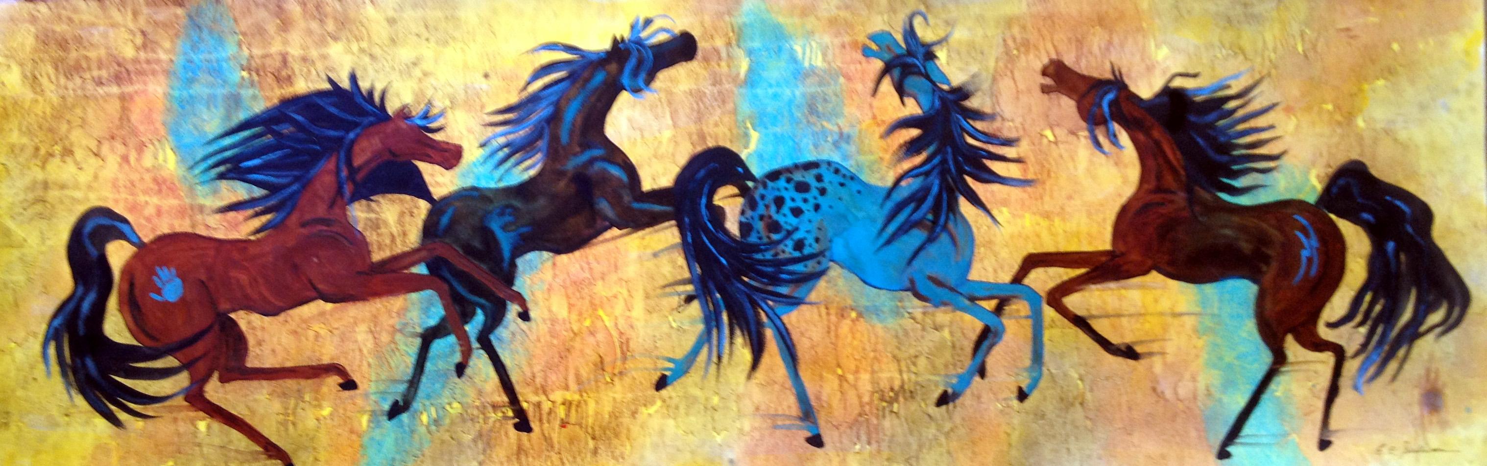 Tsu Horses